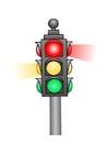 imagem semáforo