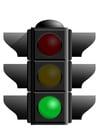 imagem semáforo verde
