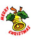 imagem sino de Natal