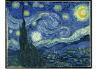 imagem Starry Night - Vincent Van Gogh