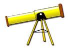 imagem telescópio