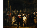 imagem The Night Watch - Rembrandt
