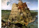 imagem torre de Babel por Pieter Bruegel
