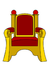 imagem trono de São Nicolau