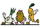 imagem verduras