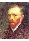imagem Vincent Van Gogh