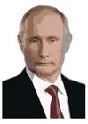 imagem Vladimir Putin
