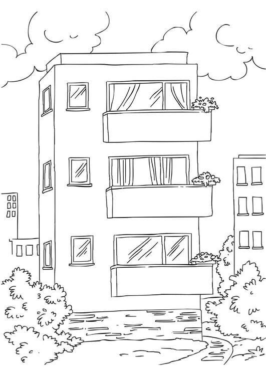 P 225 Gina Para Colorir Apartamento Img 26228