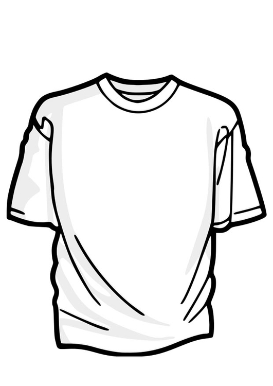 P gina para colorir camiseta img 22913 - Dibujos para pintar camisetas infantiles ...