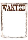 cartaz de procurado