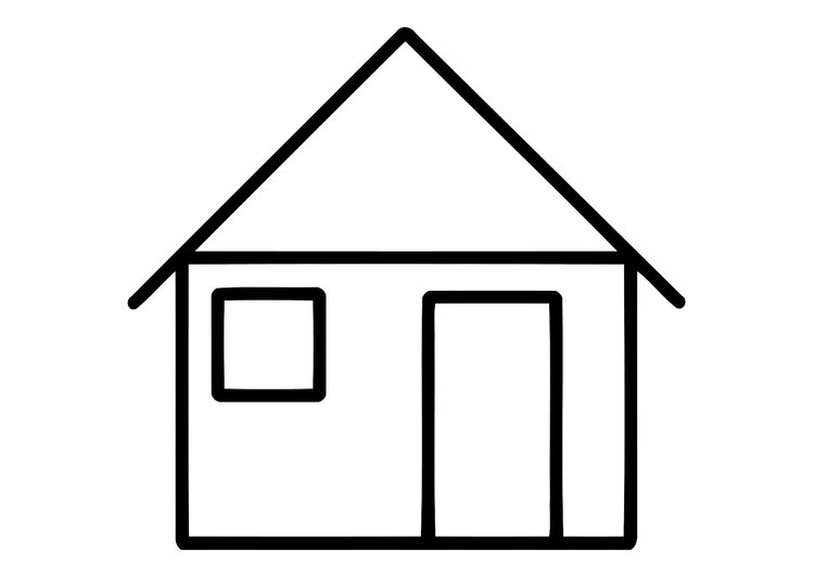 P gina para colorir casa img 11324 for Paginas para disenar casas