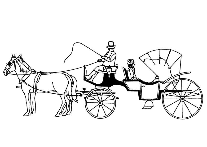 P gina para colorir cavalo e carruagem img 18895 - Pagina da colorare di una bibbia ...