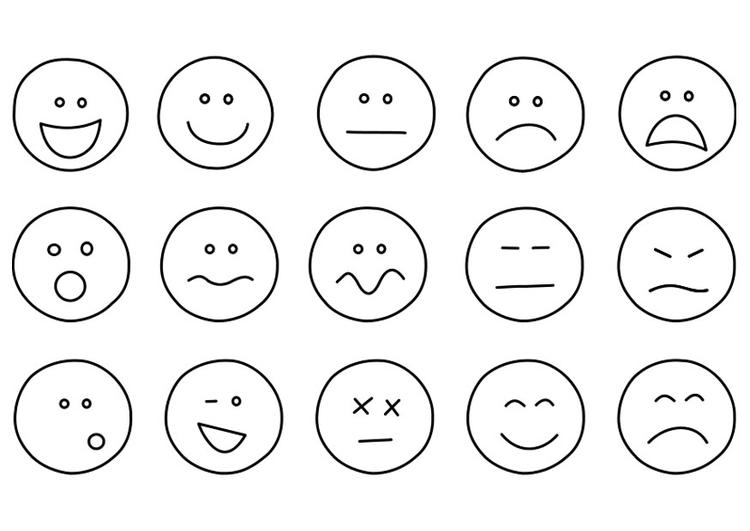 página para colorir emoticons img 21994