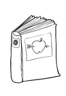 Página para colorir livro (2)
