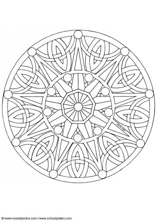 P 225 Gina Para Colorir Mandala 1702b Img 4518 Images