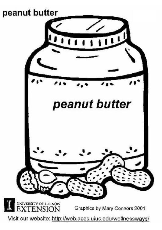 P 225 Gina Para Colorir Manteiga De Amendoim Img 5879