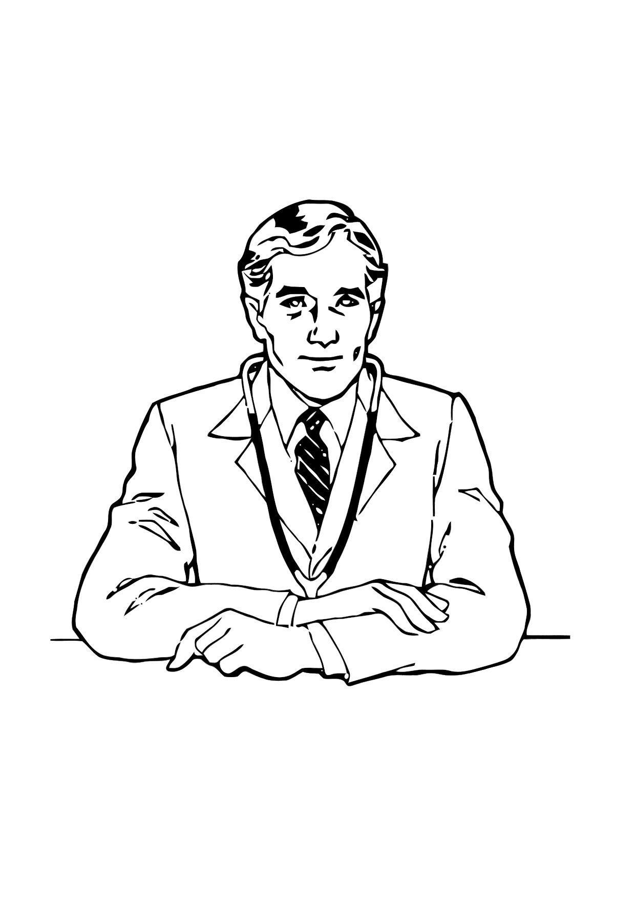 Vistoso Páginas Profesionales Para Colorear Modelo - Dibujos Para ...